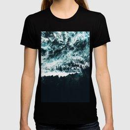 Oceanholic #society6 #decor #buyart T-shirt