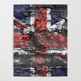 e822a6a800 Union Jack (United Kingdom Flag) Poster