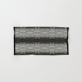 Oak Tree Bark Horizontal Nature Pattern by Debra Cortese Designs Hand & Bath Towel