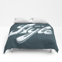 Live in Style Comforters