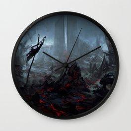 Ris Megroth Wall Clock
