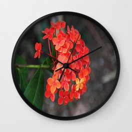 A Poem for Poets Wall Clock