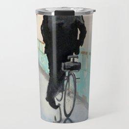 Cycling Home Travel Mug