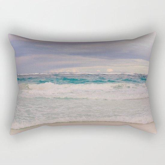 Punta Cana Ocean Rectangular Pillow