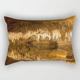 Magical Caves Rectangular Pillow