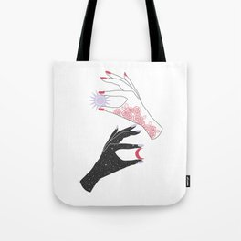 You are my Moon, my Sun Tote Bag