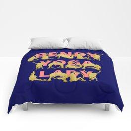 Yoga Pony Comforters