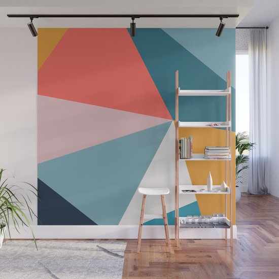 Modern Geometric 34 by theoldartstudio