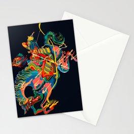 Mounted: Yabusame (Mounted archery) Stationery Cards