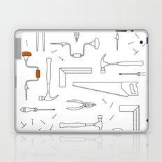 Carpenter Tools Laptop & iPad Skin