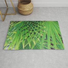 Fan Palm Rug