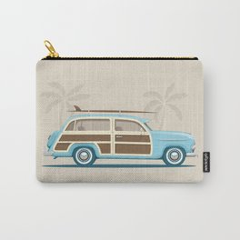 Iconic Surf Car Carry-All Pouch
