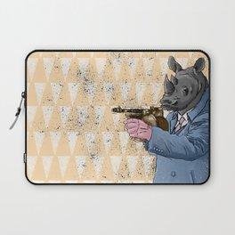 Gangster Rhino Laptop Sleeve