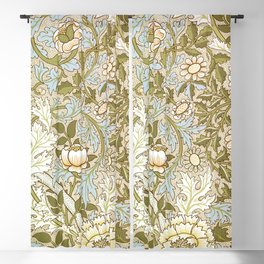Norwich by John Henry Dearle for William Morris Blackout Curtain