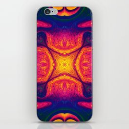 Psychedelic iPhone Skin