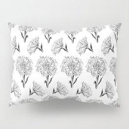 Flower pattern Pillow Sham