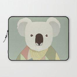 Whimsical Koala Laptop Sleeve