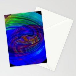 vario animi motu terrarum Stationery Cards