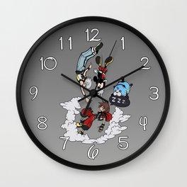 Drop into the Dream Wall Clock