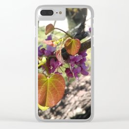 Nature Colors Clear iPhone Case