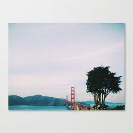 Golden Gate, San Francisco  Canvas Print