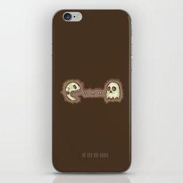 Dead Pac-Man iPhone Skin