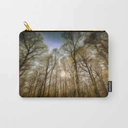 The Forest Sunset Art Carry-All Pouch