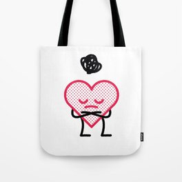 It's complicated. Tote Bag