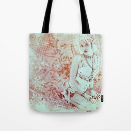 Winter Hotty Tote Bag