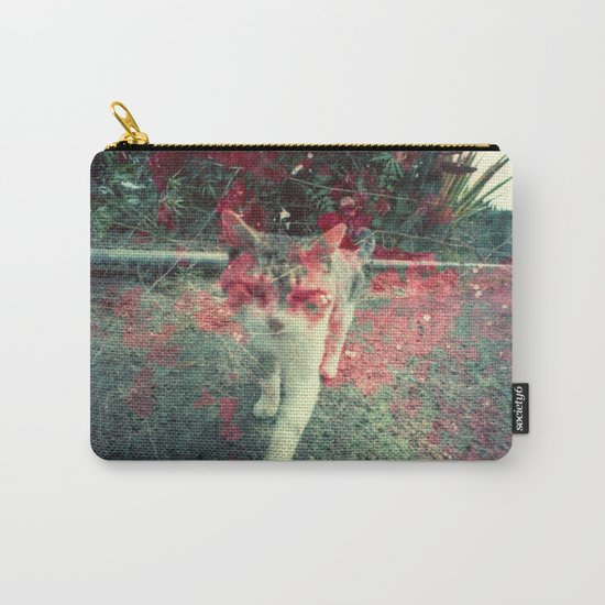 Evil cat Carry-All Pouch