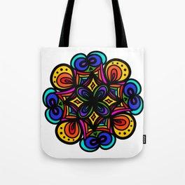 infinite rainbow loop Tote Bag