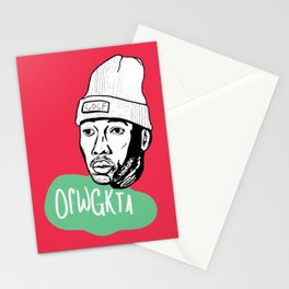 Tyler, The Creator Stationery Cards