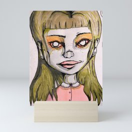 Sweet and Creepy Mini Art Print