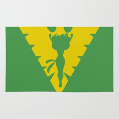 Phoenix Symbol Rug