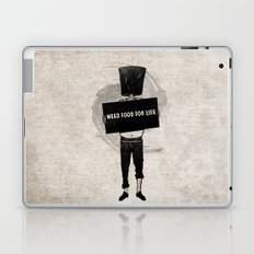 Need Food For Life Laptop & iPad Skin