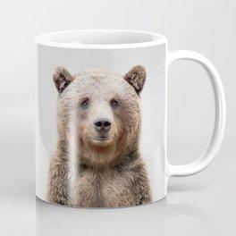 Grizzly Bear - Colorful Coffee Mug
