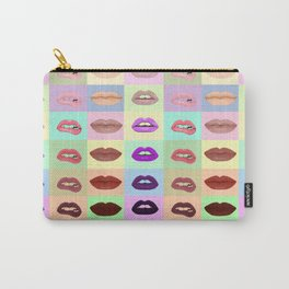 Color my lips Carry-All Pouch