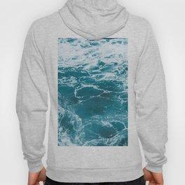Tropic Beach Ocean Waves Hoody