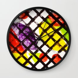 Math series, number 3 Wall Clock
