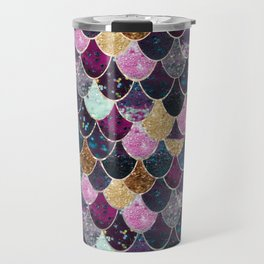 REALLY MERMAID - JEWEL SCALES Travel Mug