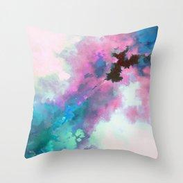 S t o r m  Throw Pillow