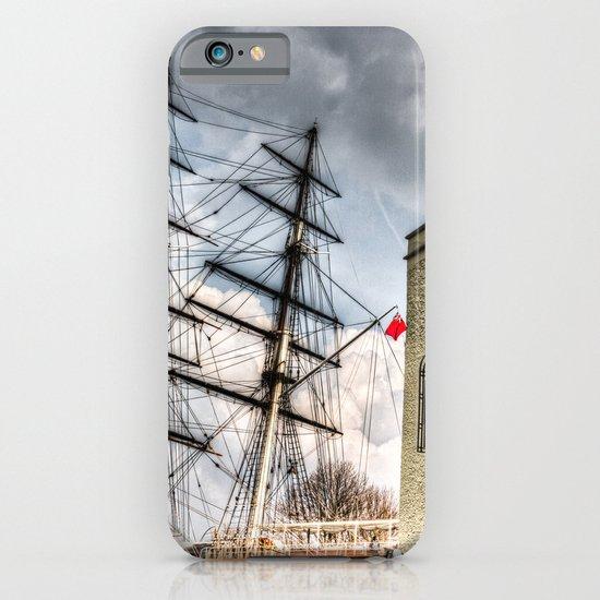 The Cutty Sark and Gypsy Moth Pub iPhone & iPod Case