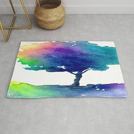 Hue Tree Rug