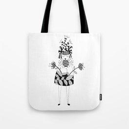 LadyBee Tote Bag