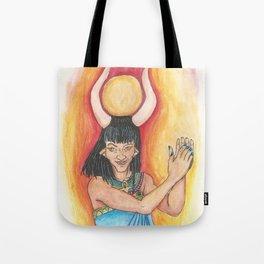 Hathor has rhythm Tote Bag