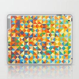 Triangles & Colors Laptop & iPad Skin