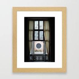 Inner Outside Framed Art Print