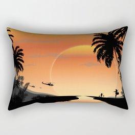 NAM 1 Rectangular Pillow