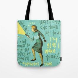Nancy Drew. Tote Bag