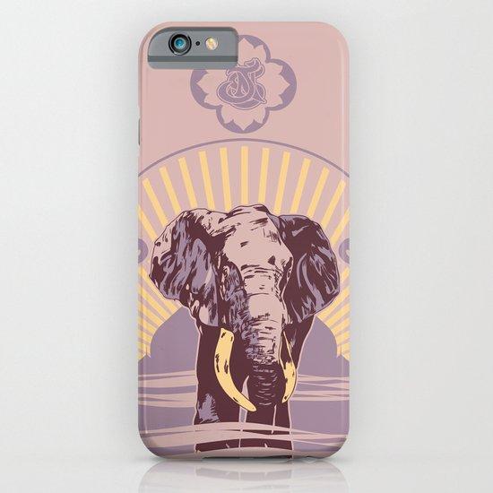 Patience & Wisdom iPhone & iPod Case